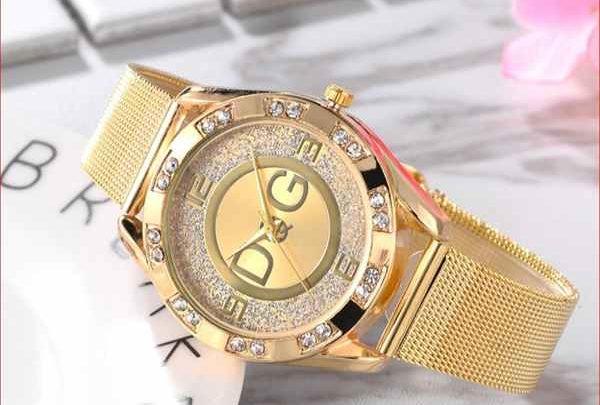Złoty zegarek Damski Wojnicz  za 9 zł Kup teraz